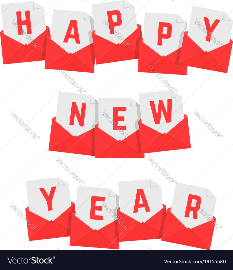 Happy New Year Letter 7
