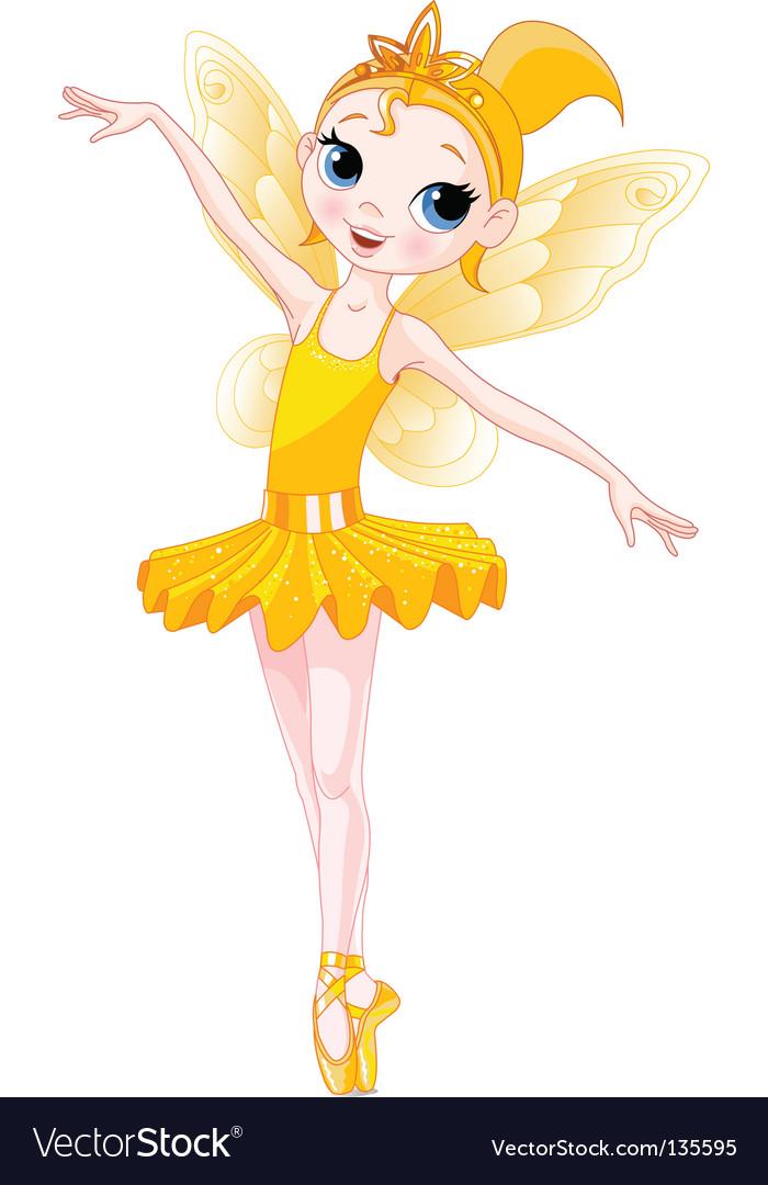 Fairy ballerinas