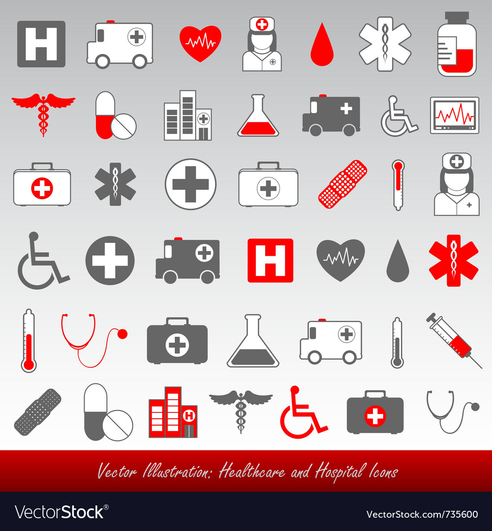 Medical Health Care Symbols Clipart Library