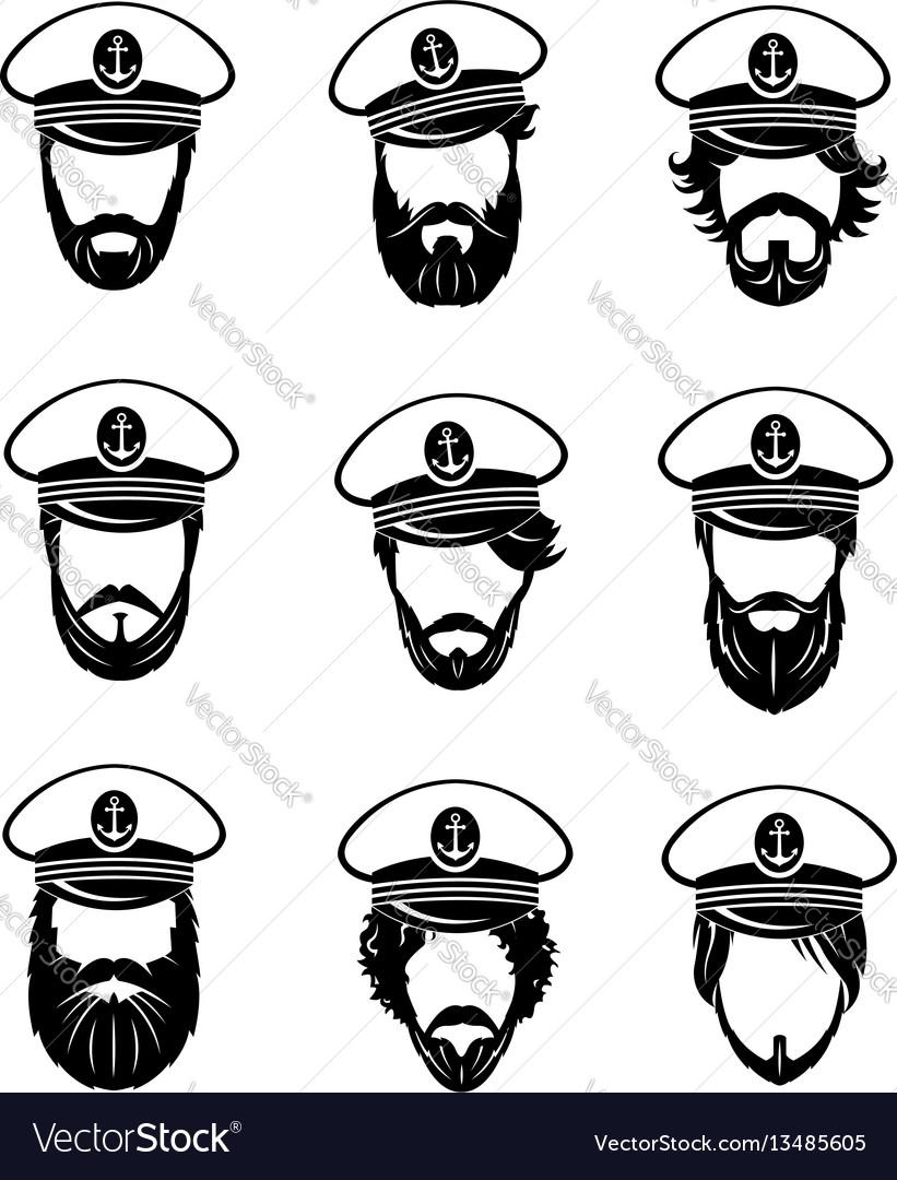 Ship captains set