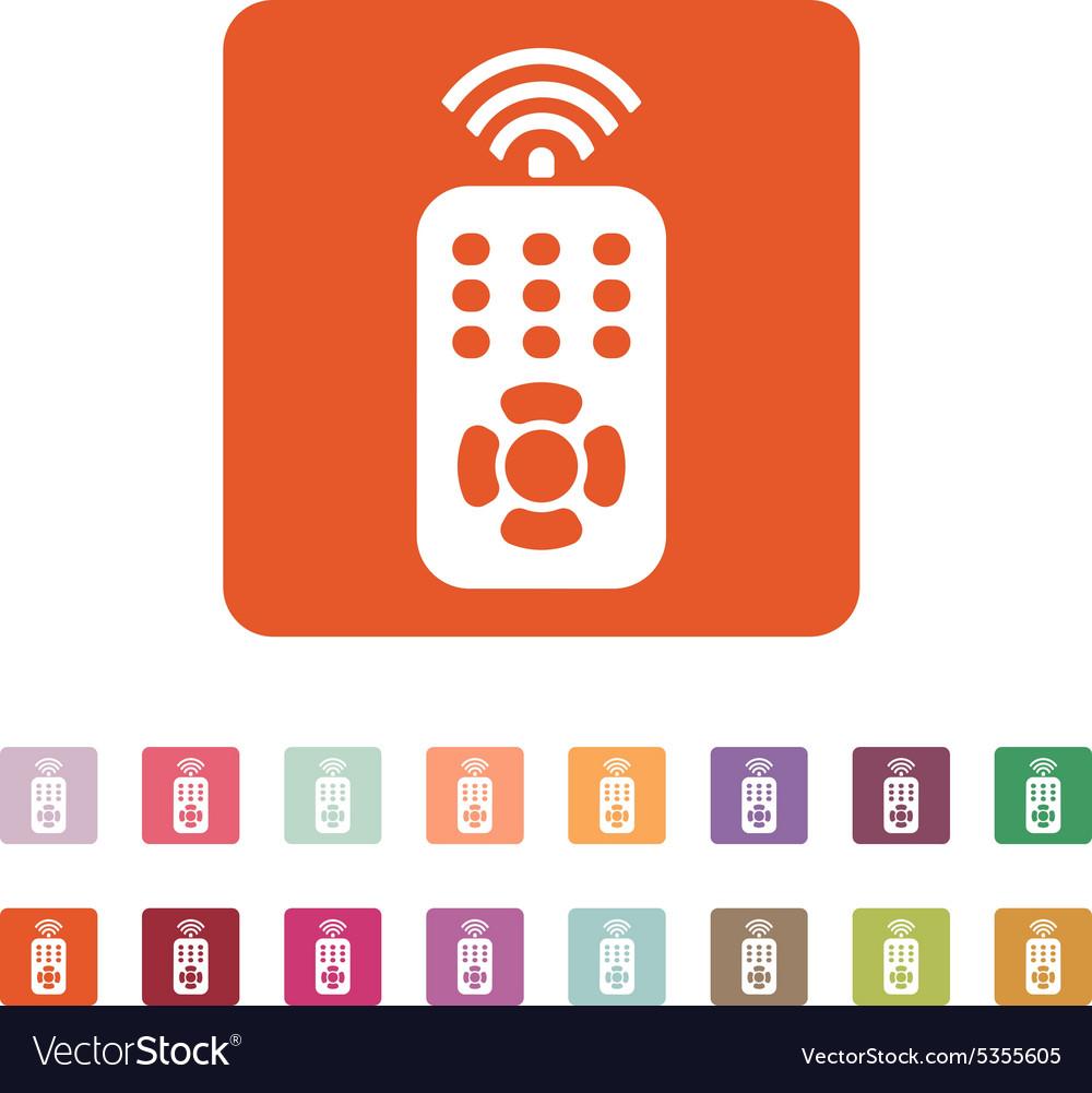 The remote control icon Remote Control symbol