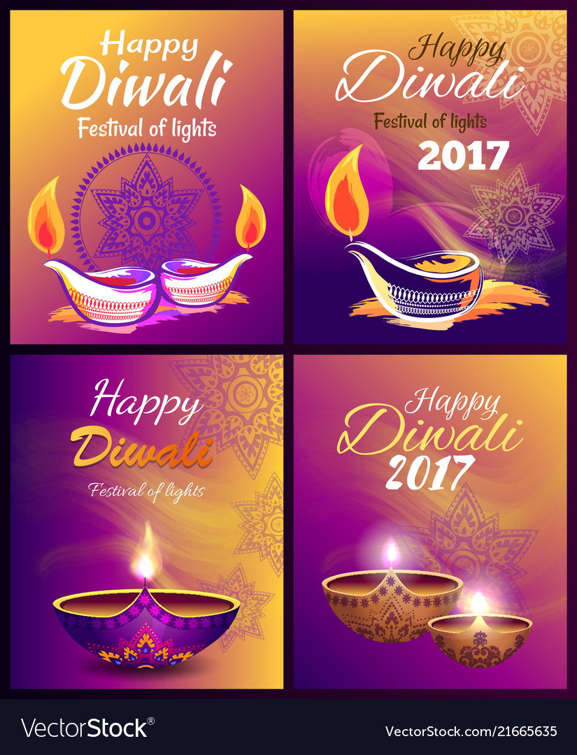 Happy diwali festival of light