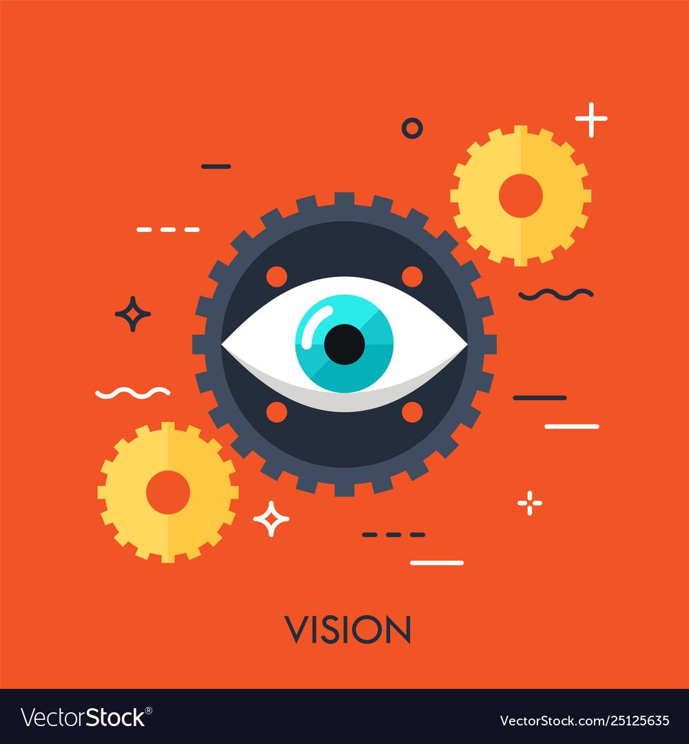 Vision flat concept