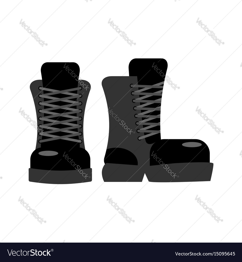 Military footwear soldier special shoes army boot