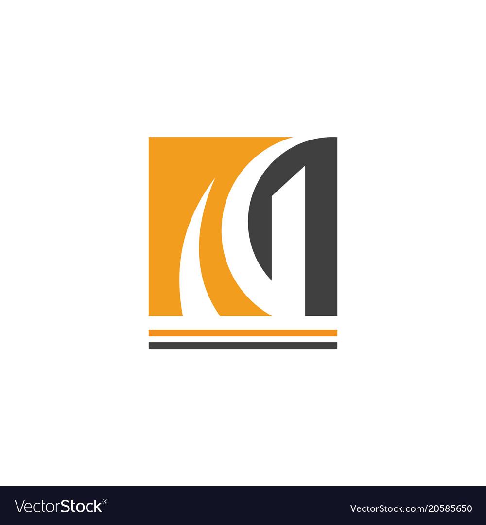 Square letter g company logo