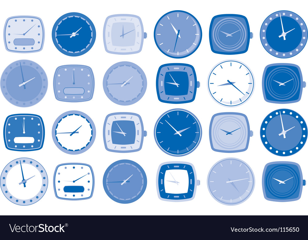 Watch face icons