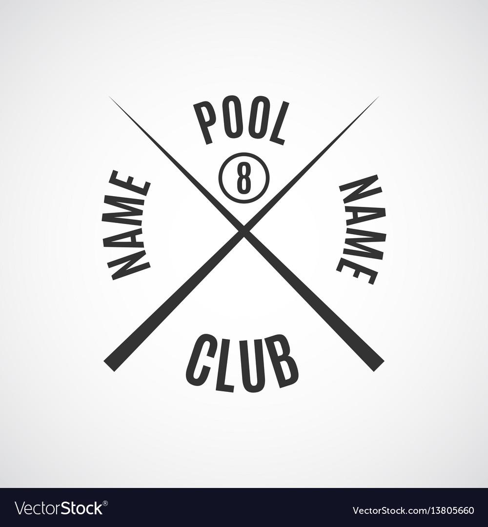 Emblem billiard club