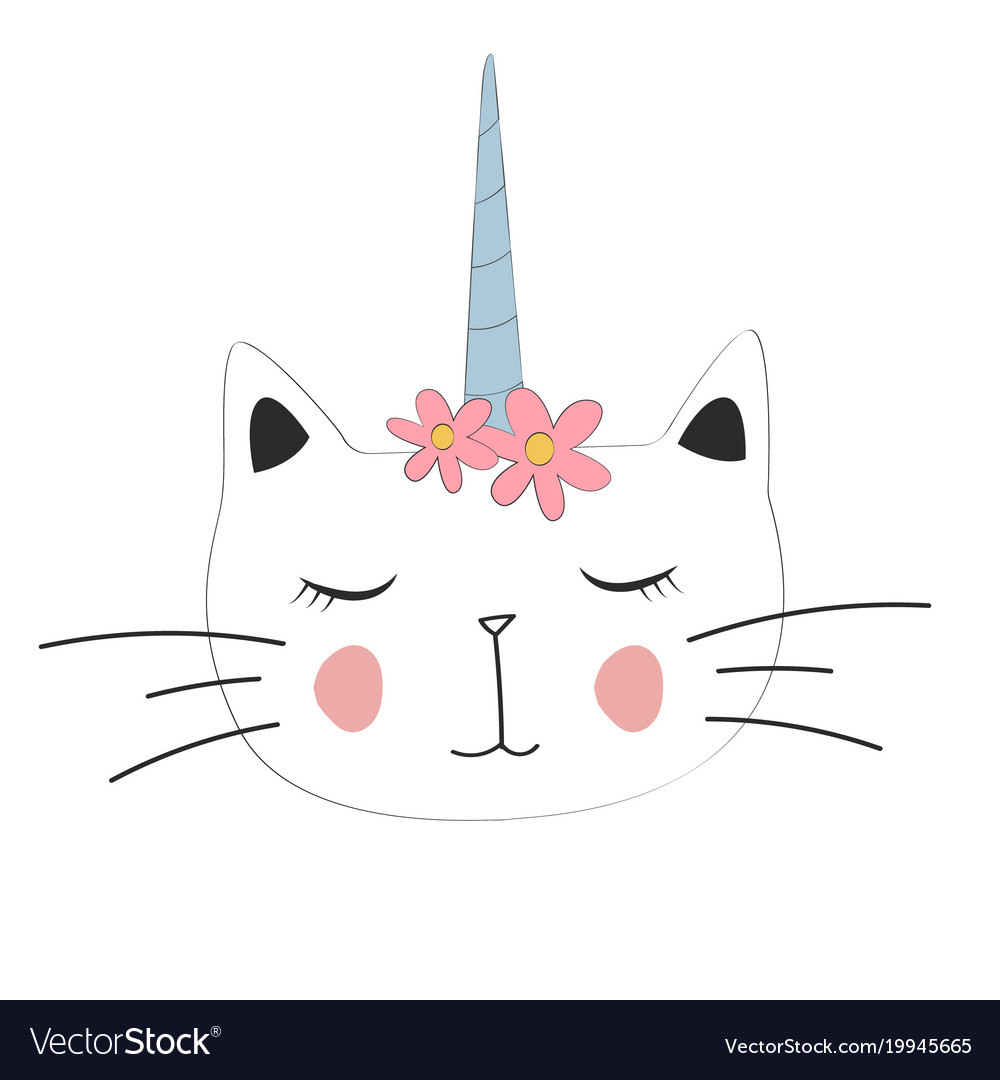 Cute cat unicorn pictures
