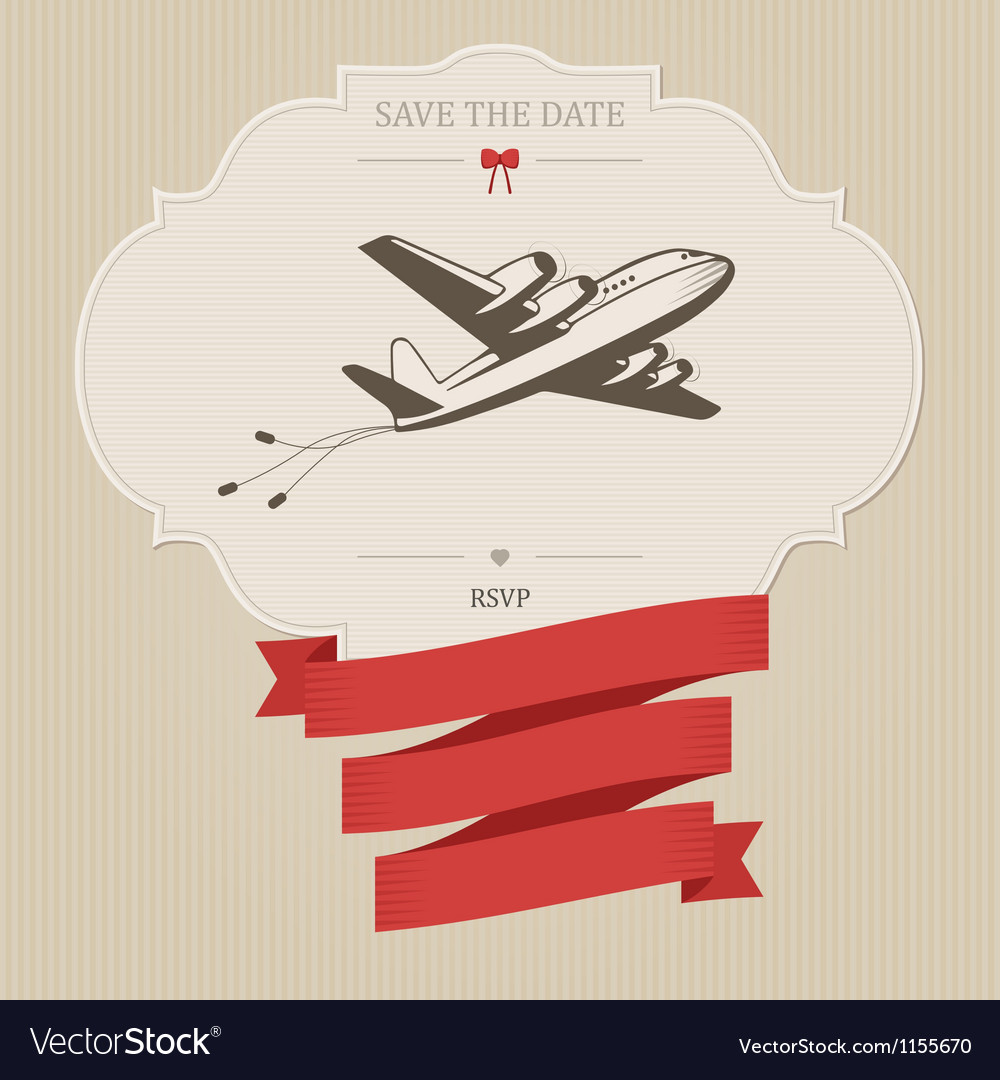 Template, Wedding & Plane Vector Images (35)