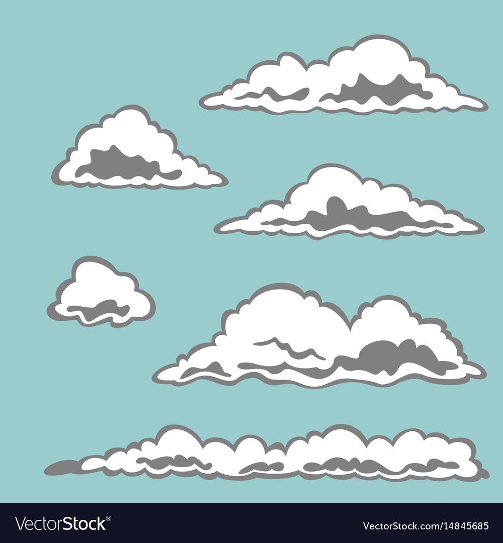 Set of cloud elements