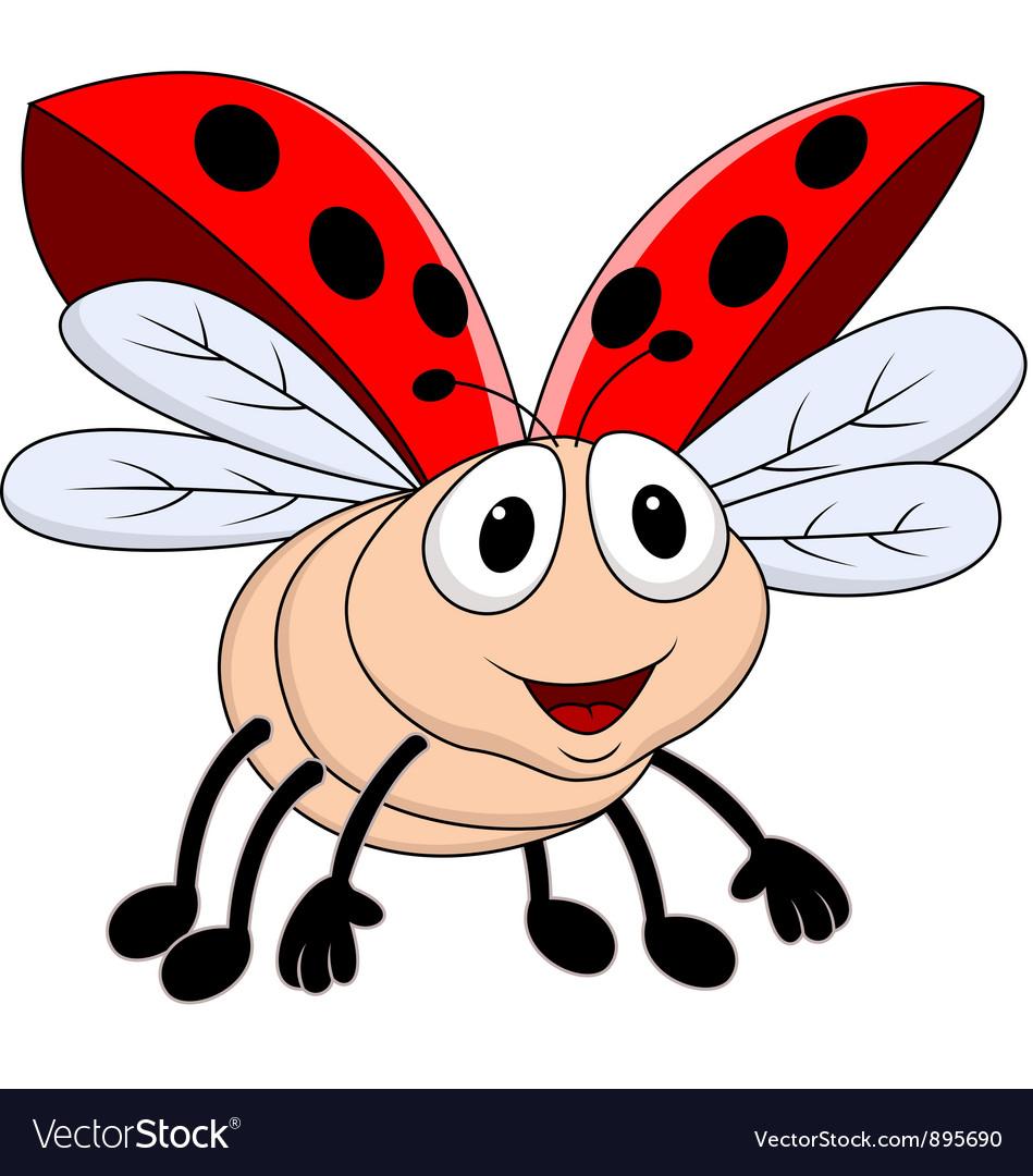 Love Nana Picture Frame on Ladybug Funny