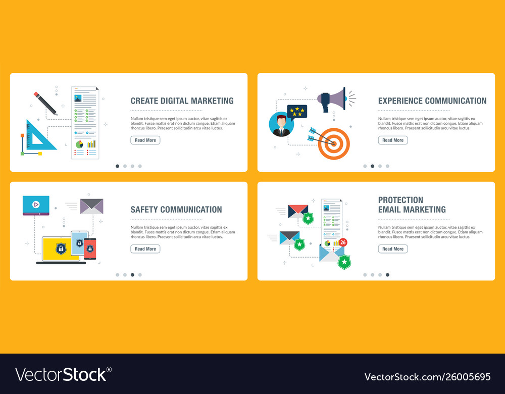 Digital marketing and safety communication