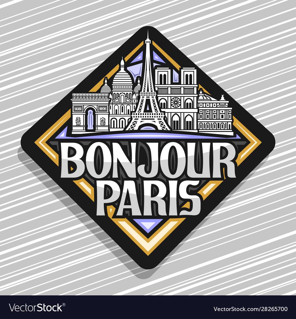 Logo for paris