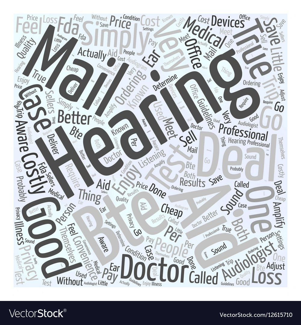 Are Deals on BTE Hearing Aids by Mail Too Good To