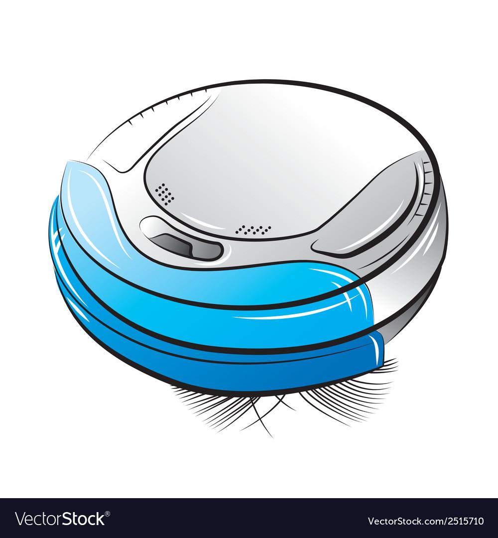 Cleanser MiniRobo Blue