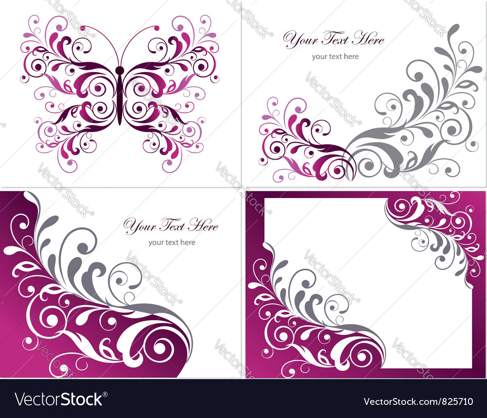 Free Graphic Vector on Floral Graphics Design Elements Vector 825710 By Teneresa