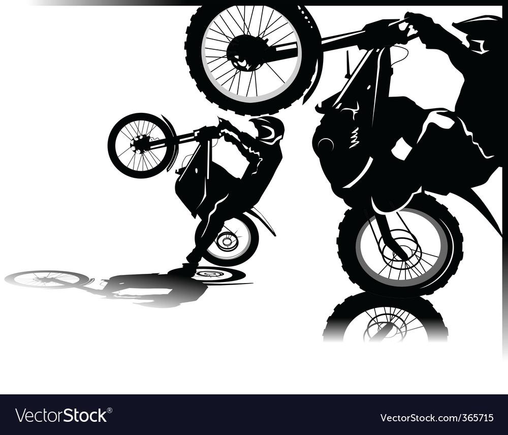 Race vector image