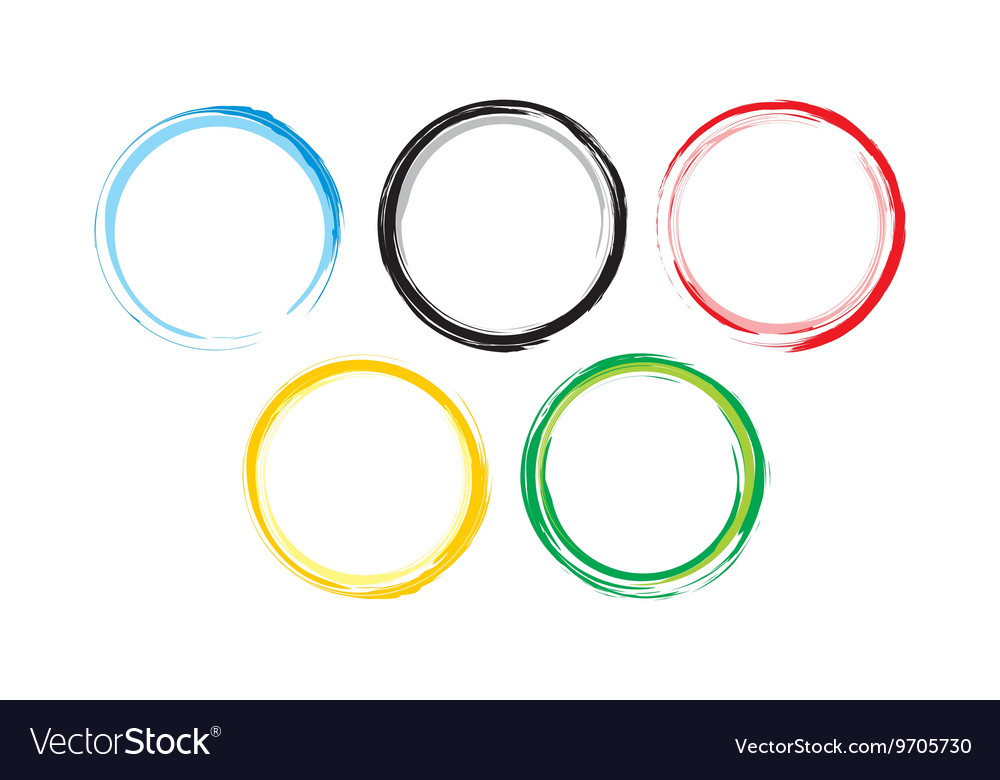 Abstract Colorful Rings