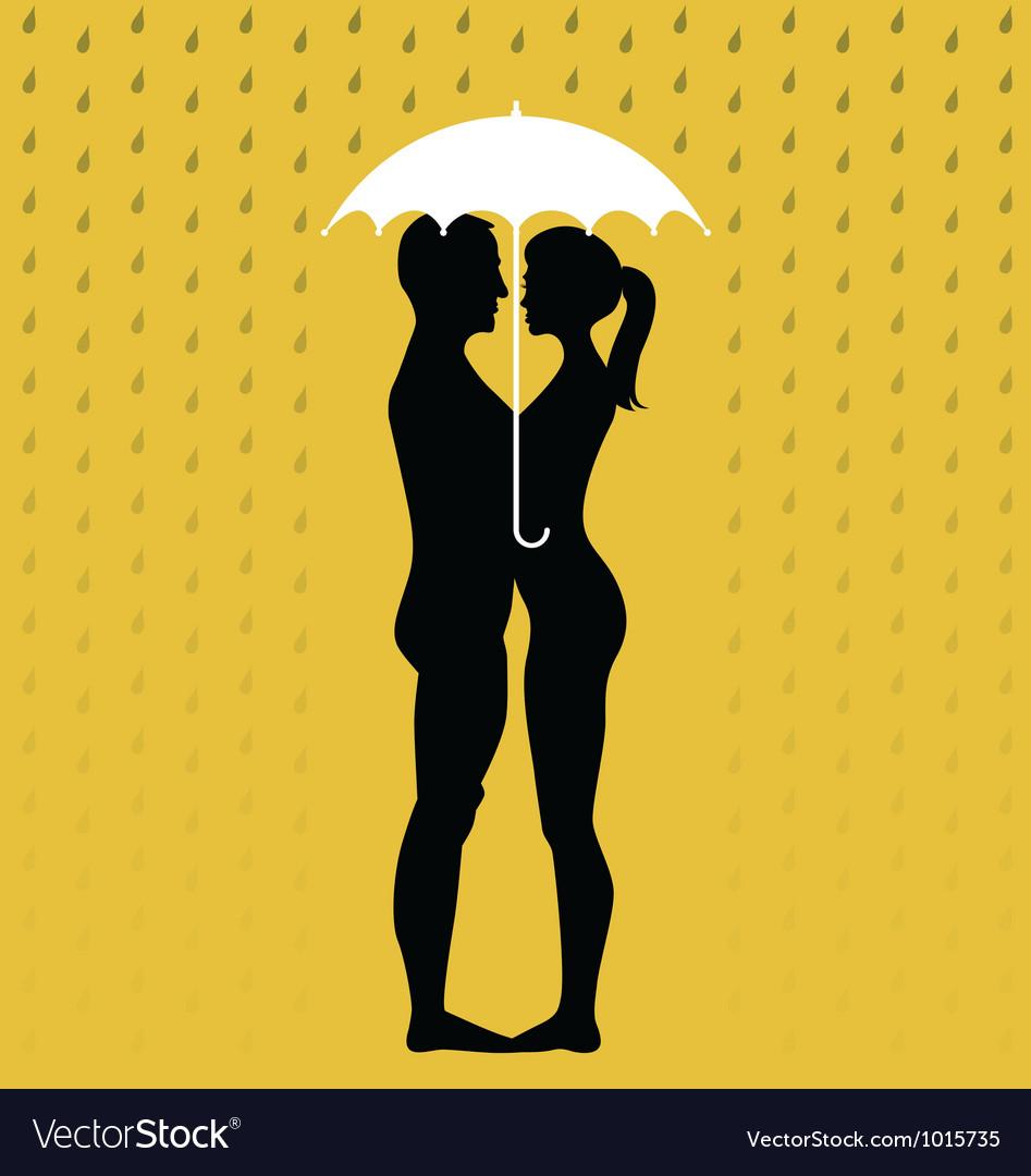 Couple Sihouette