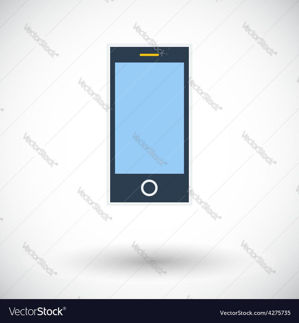 Smartphone single icon
