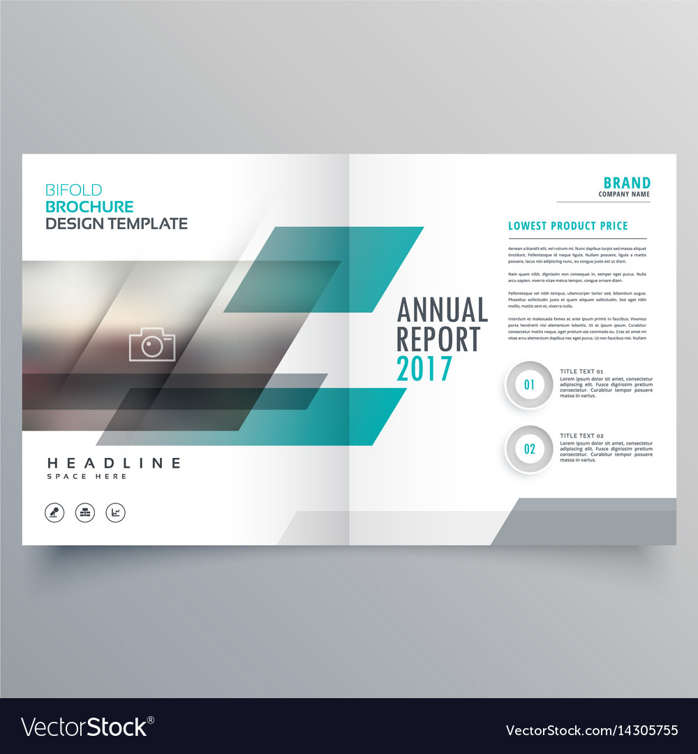 Brand business magazine cover template layout vector image accmission Image collections