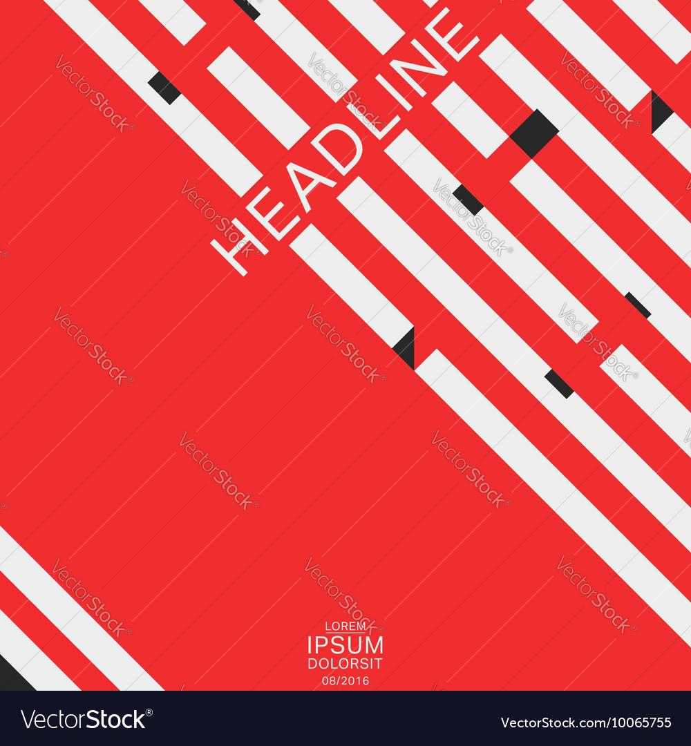 Geometry cover brochure