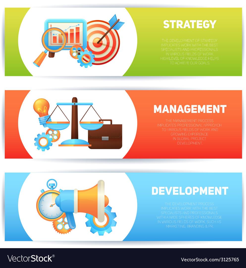 SEO design concepts vector image