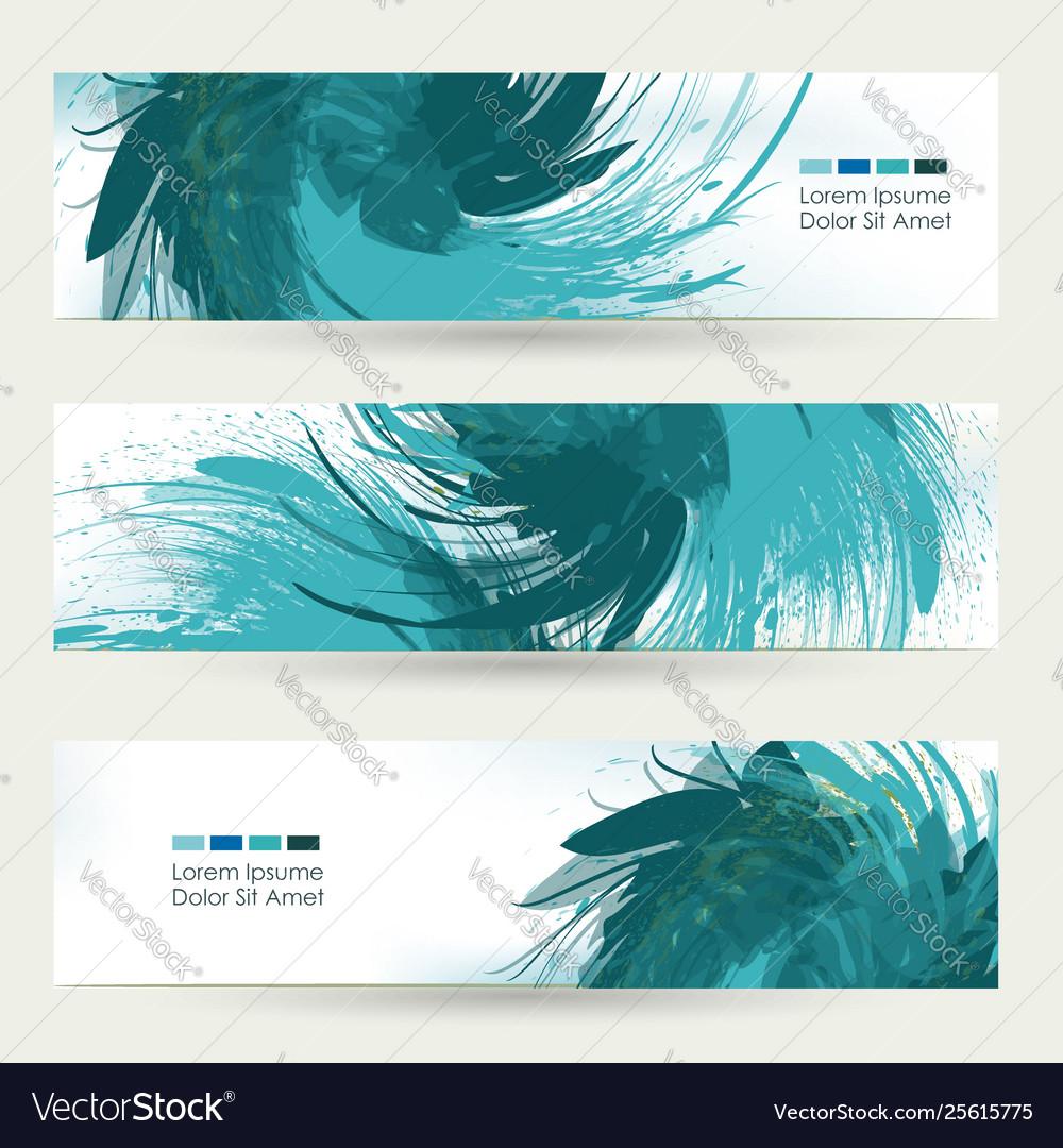 Technology background swirl effect blue wallpaper
