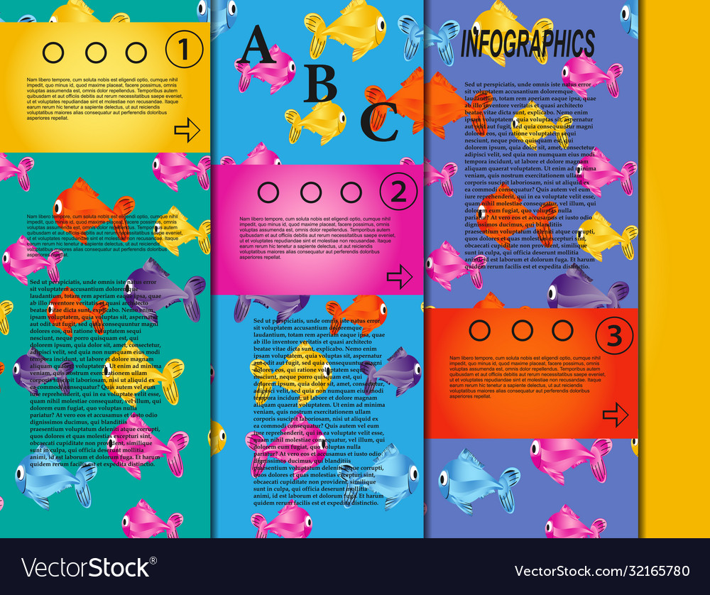 Brochure template layout cover design annual