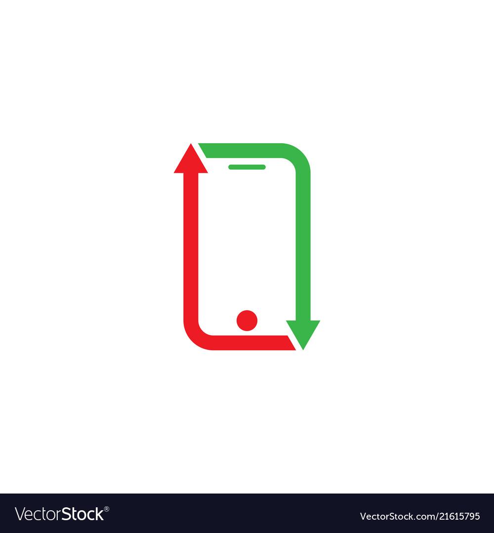 Phone arrow business