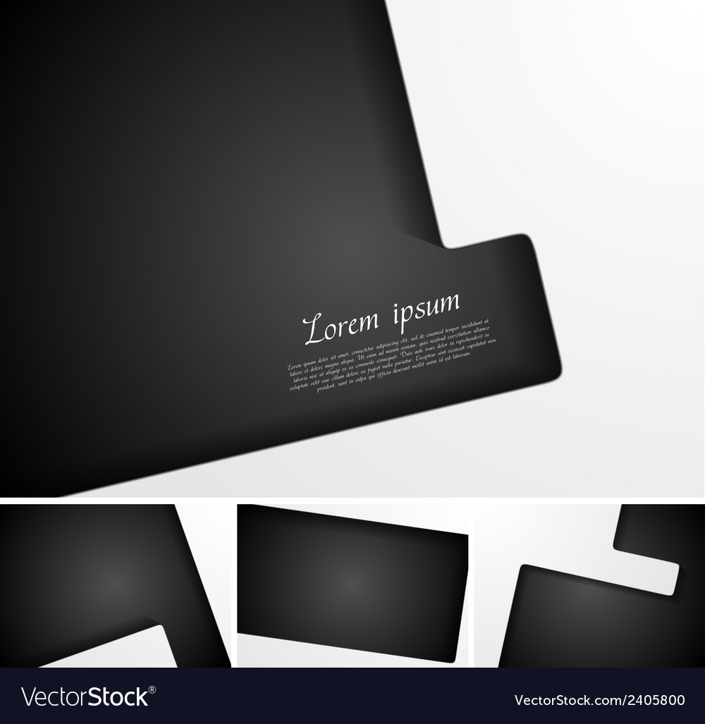 Abstract corporate backgrounds