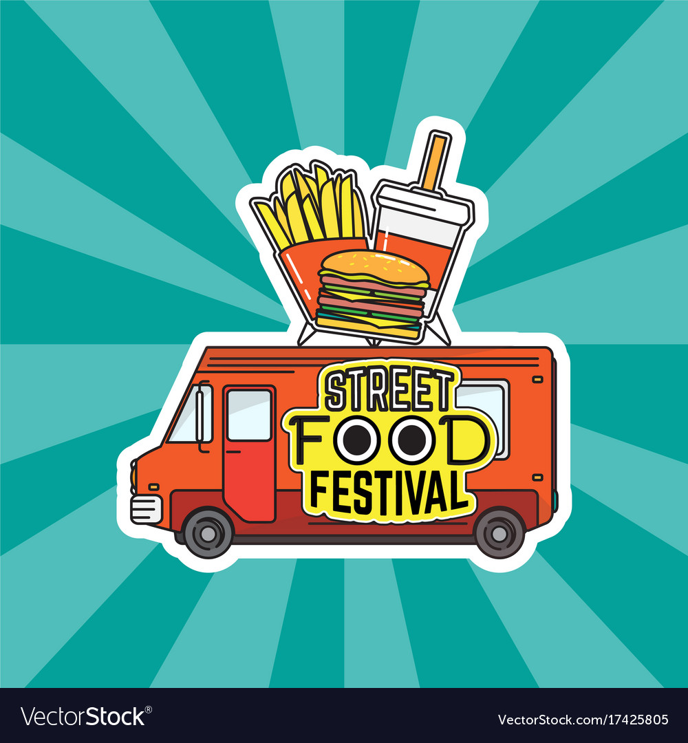 Flat street food festival