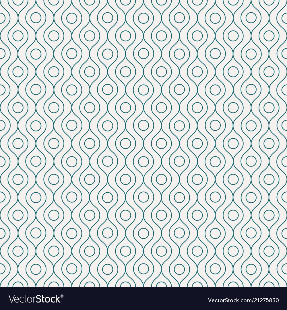 Seamless pattern and retro stylish texture