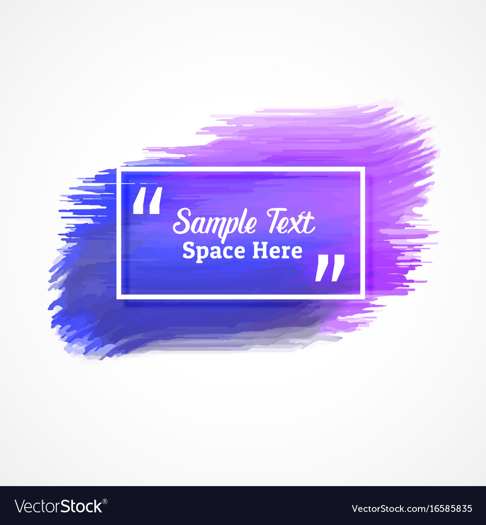 Abstract purple grunge background with text space