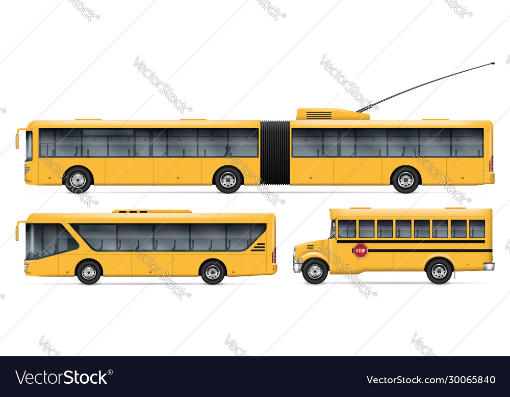 Realistic buses