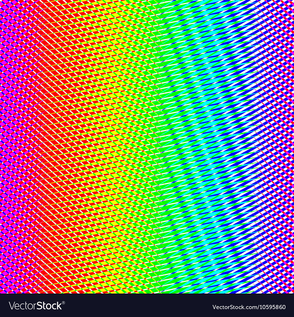 Colorful background with rainbow dots