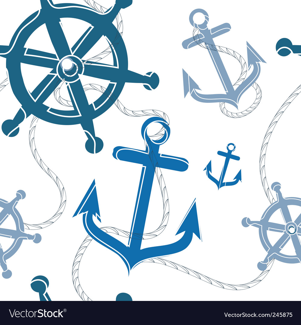 Nautical pattern