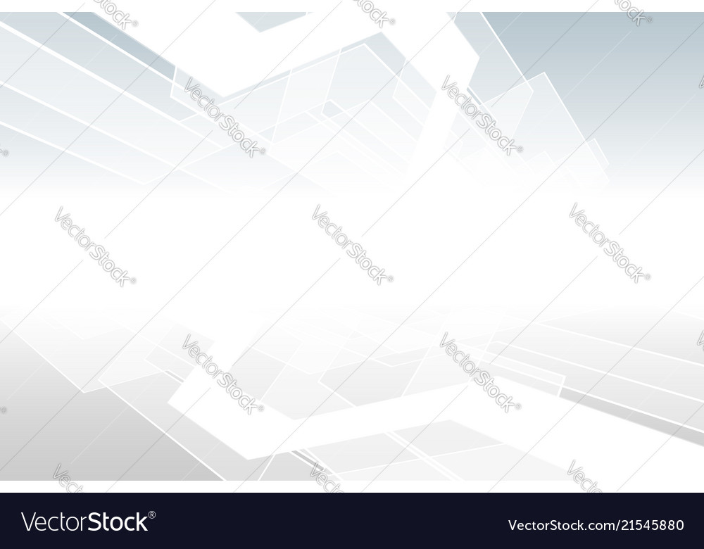 Grey geometric technology background abstract