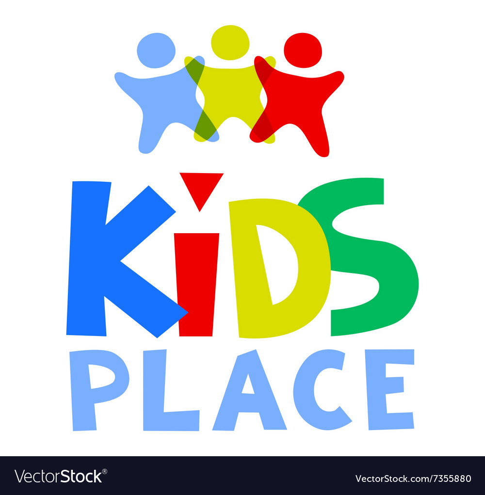 Kids Place Logo Template
