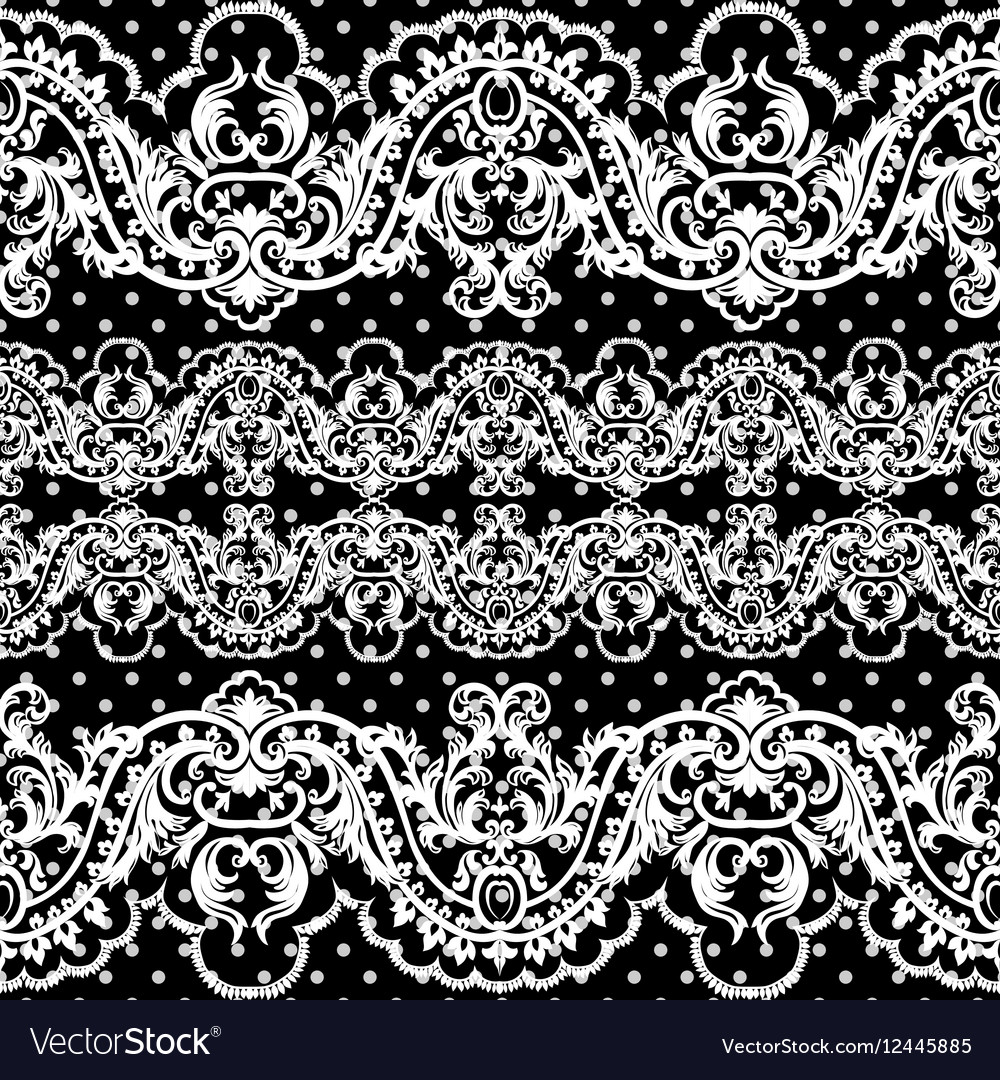 White Vintage Lace Crochet Pattern Royalty Free Vector Image,Saltwater Fish List