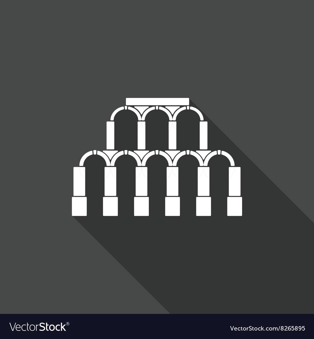 Ancient Roman architecture Icon