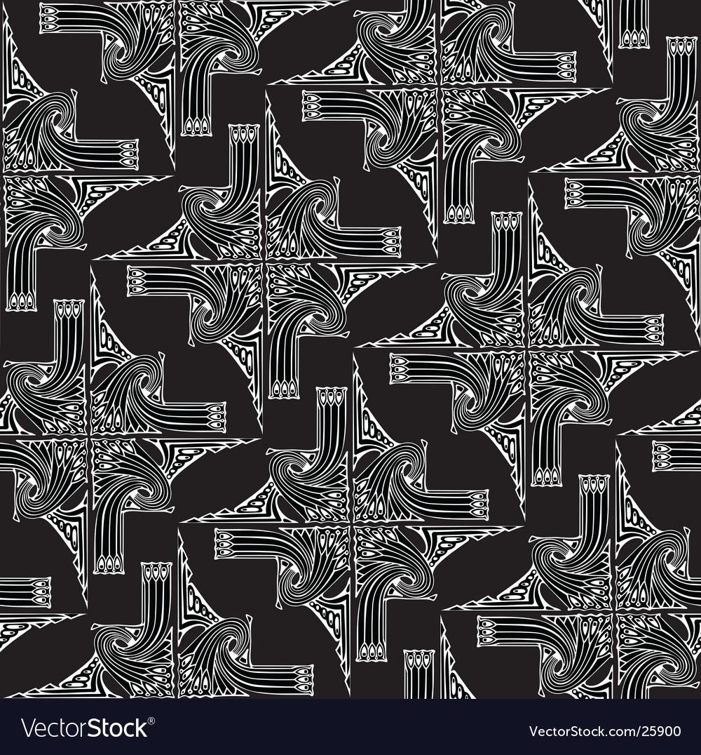 art deco patterns free. Seamless Art-deco Pattern