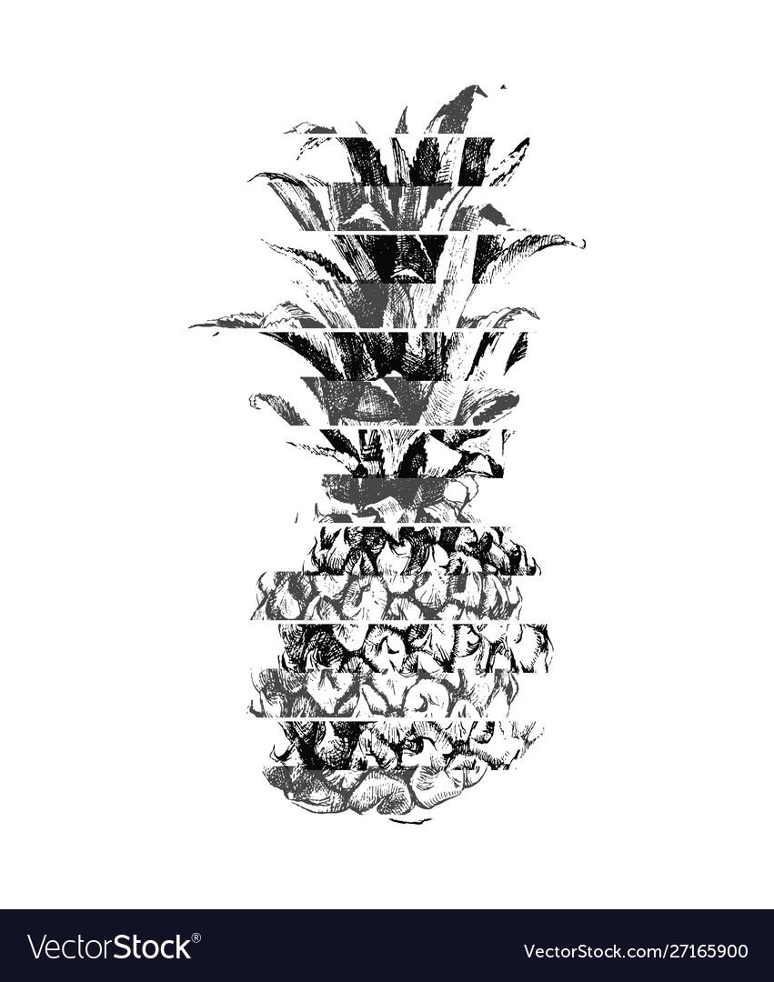Modern pineapple