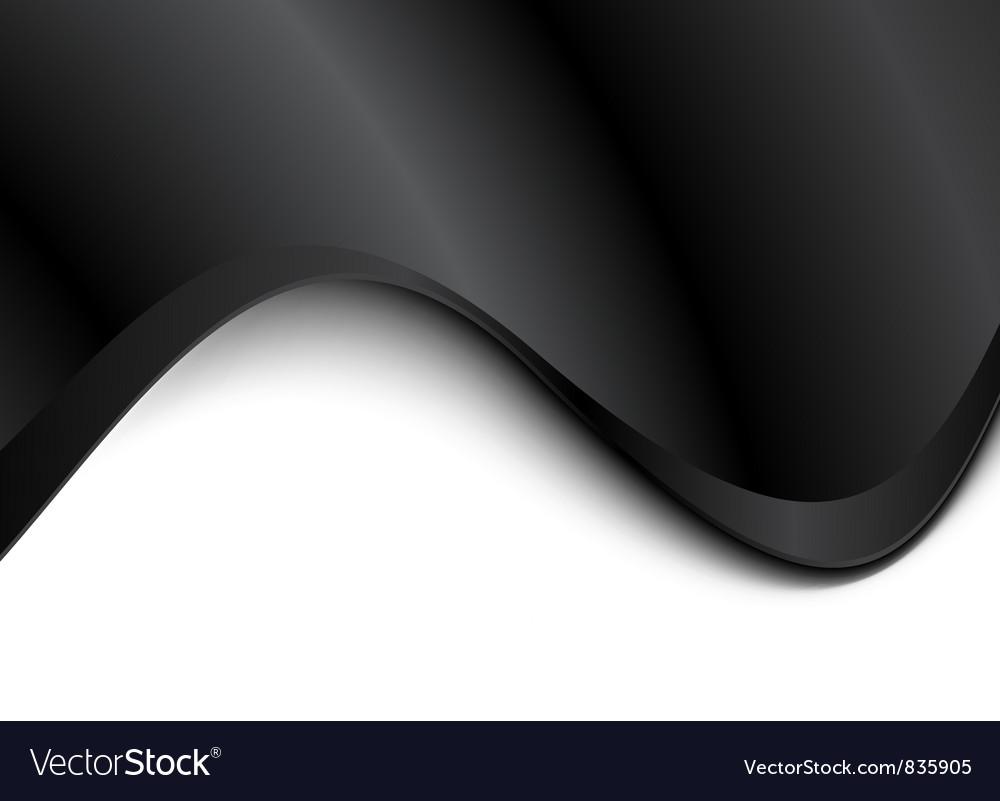 Black light wave background