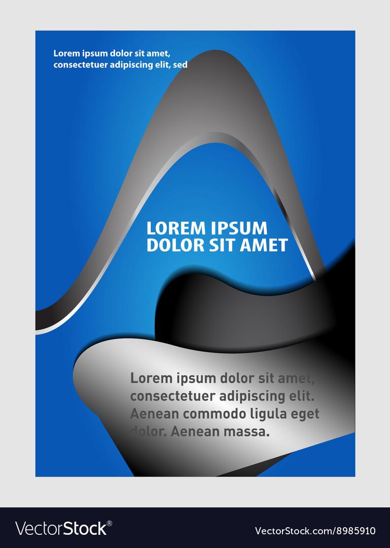 Flyer design background