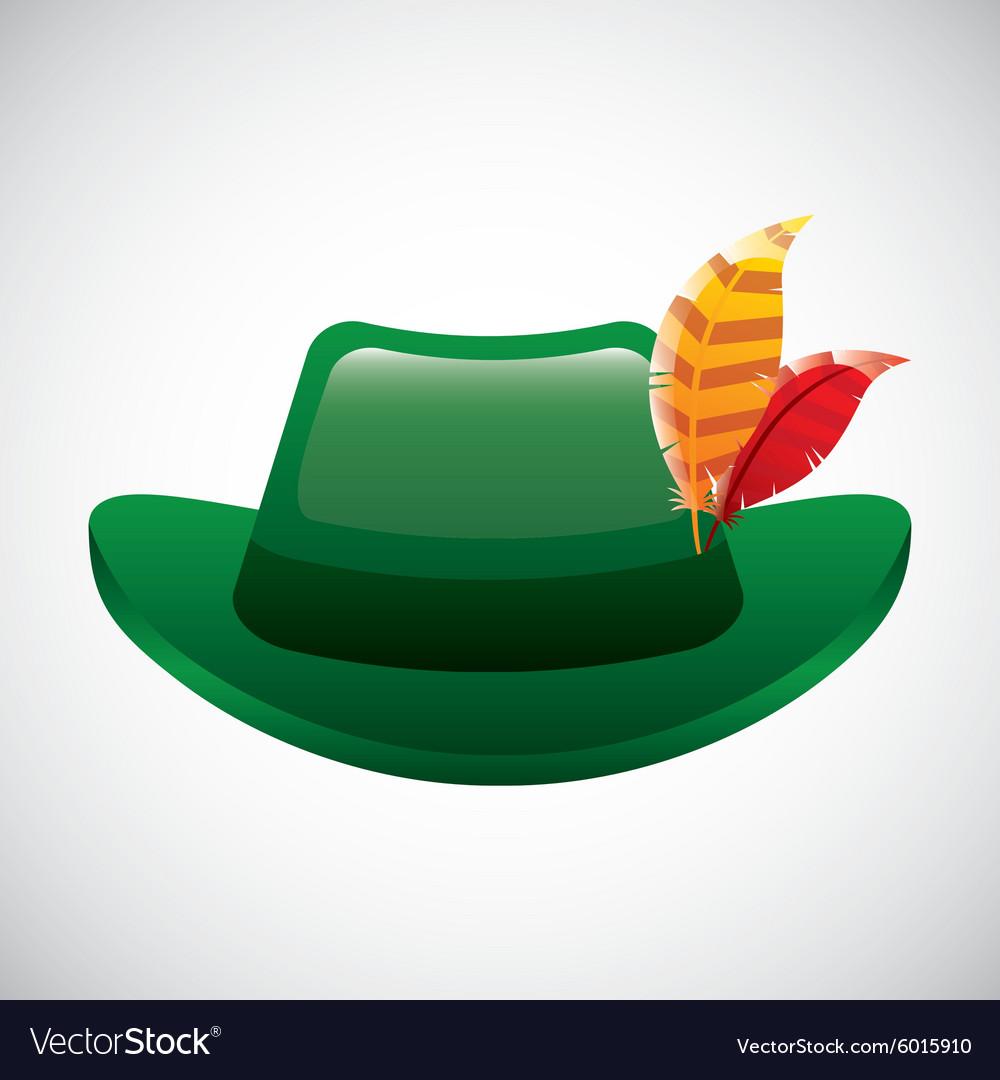 German typical hat