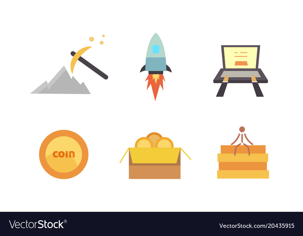 Token ico and blockchain