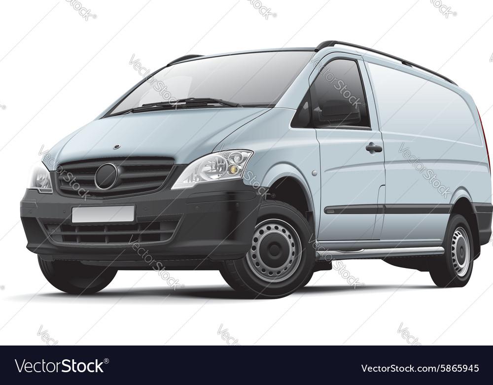 European light van