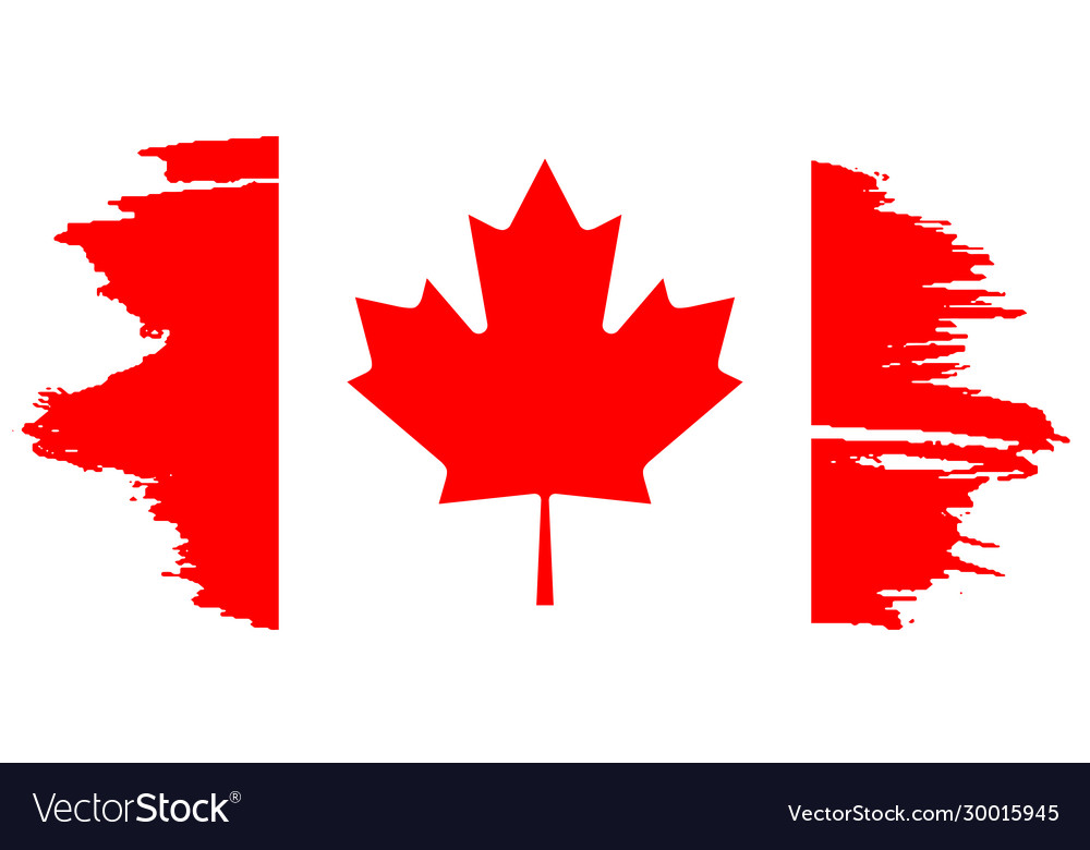 Happy canada day july 1 holiday celebrate card