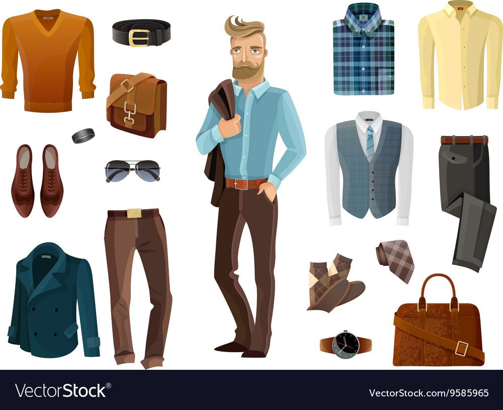 Fashion Man Set